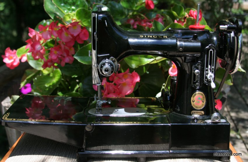 singer featherweight serial number dates