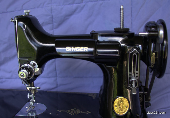 Singer Featherweight Serial Numbers and Production Dates